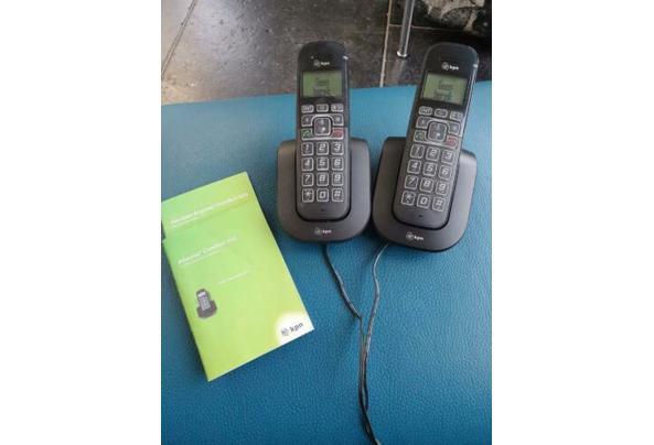 Telefoontoestel DECT Telefoontoestel DECT KPN Arizona comfort 300 - D02202BF-2CED-4FFB-87DF-A4CE0B5DF9AE