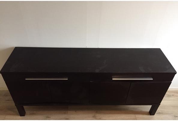 Dressoir zwart  - 07836A7D-684C-4A09-873D-8BAC544756C2.jpeg