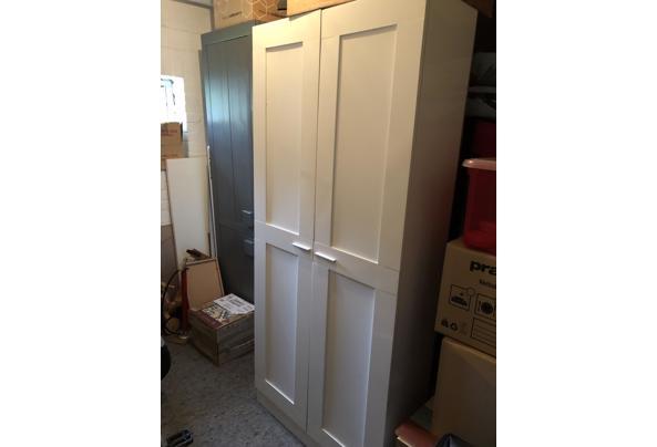 Nieuwe 2-deurs kast met planken - 8EBE998E-EA89-4D6E-9623-1230F819DBC6