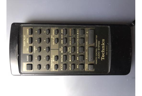 Wie heeft een afstandsbediening voor een technics stereotoren? - 799DFC63-3F2E-4792-9523-2355430C55DE