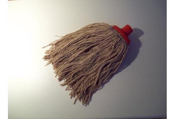 Schoonmaak mop of zwabber - AA-MOP,-MIJN-OUDE