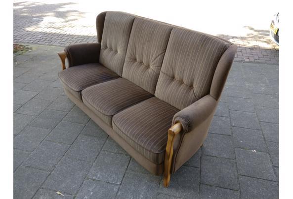 Bank bankstel sofa 3 personen - IMG_20210612_181912