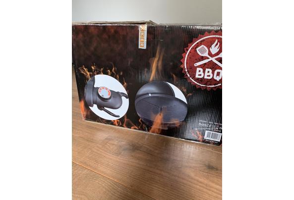Elektrische barbecue  - C1BED789-DDF4-4558-AF6B-BD164772E1C6