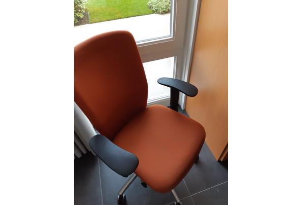 Bureaustoel met wieltjes - Bureaustoel-foto-1