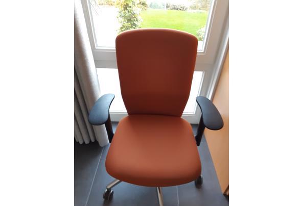 Bureaustoel met wieltjes - bureaustoel-foto-2