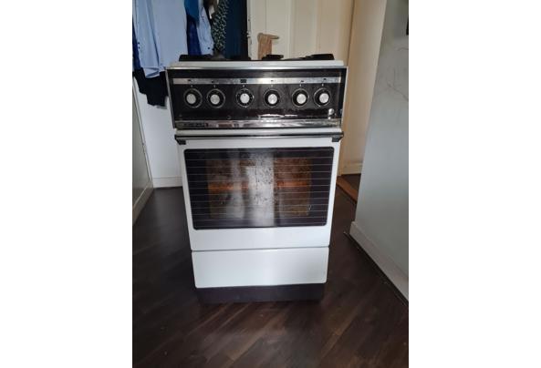 Gasfornuis met oven - 20210719_102737