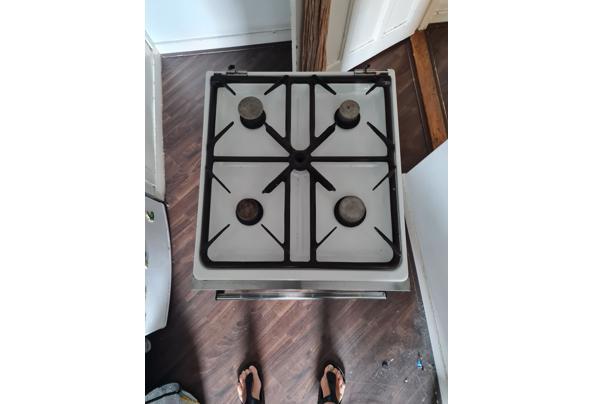 Gasfornuis met oven - 20210719_102742