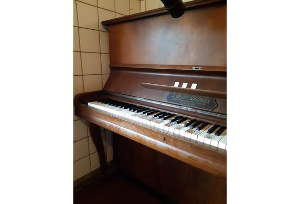 oude piano, toetsen van echt ivoor - 20201113_142129