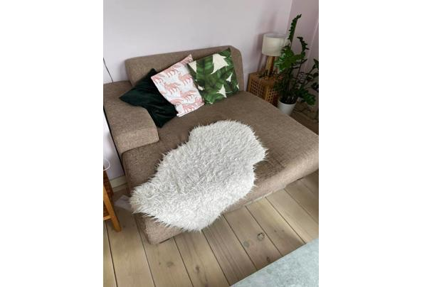 1 hoekbank met chaise longue of twee losse delen! - bank1