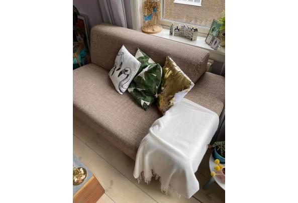 1 hoekbank met chaise longue of twee losse delen! - bank4