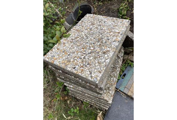 Grindtegels 40x60 cm, gratis af te halen - 258E5352-0510-4114-97D7-A5EAD86CB374