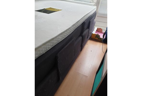 Elektrische boxspring 180X210 - bed13