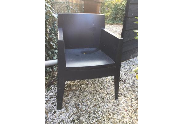 Buiten stoelen 4 stuks stapelbaar - 16FDDCA8-DE67-4841-96DB-28E122905D3D