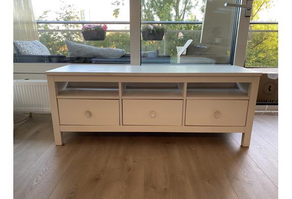 IKEA dressoir wit  - 1FCCFC9A-7787-481E-B30C-EFFB2E00C5EE