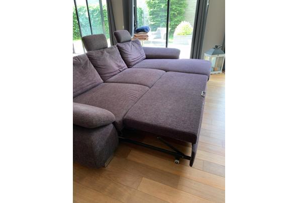 Loungebank in goede staat 320 x180 en uitklapbaar - AB2DB596-E81C-4882-B118-C6AC74BC00AE