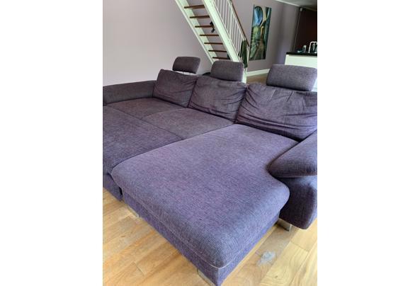Loungebank in goede staat 320 x180 en uitklapbaar - EE6629C5-A5B0-4201-8777-6843F9571D66