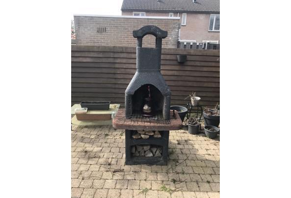 Betonnen Barbecue  - 47F4BF88-0460-4ADA-B161-19F7784F8403