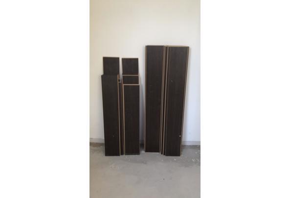 Donkere laminaat vloer - E8B09575-D331-48A6-8EDC-BF0676A318C6