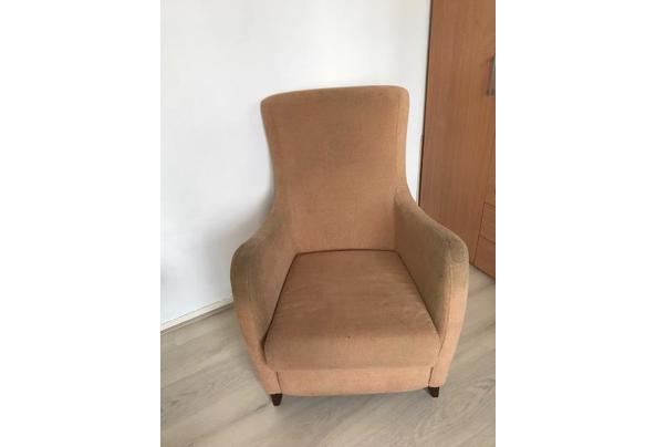 fauteuil met leuning - fauteuil