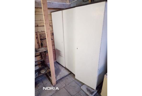 Kast - 3 deurs - voor opbergen materialen - IMG_20210417_190346