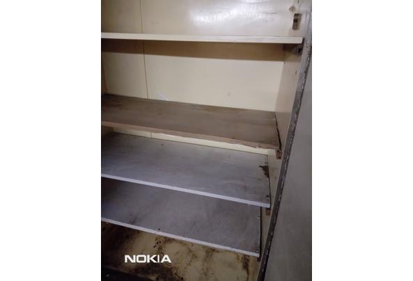 Kast - 3 deurs - voor opbergen materialen - IMG_20210417_190419