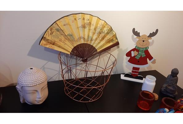 Decoratie en waxinelichtjes houders, kerst, aziatisch - 20210111_163337