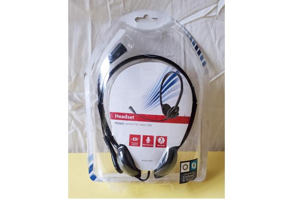 Koptelefoon met microfoon - koptelefoon_637661943547466747