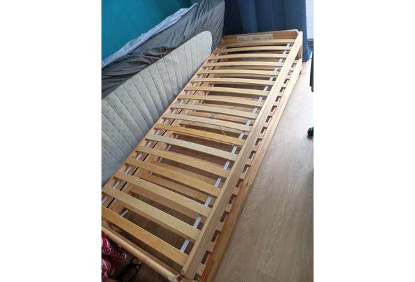 Stapelbaar bed 80x200 cm hout - IMG20210914174826