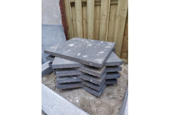 Terrastegels, betonbanden & vloertegels - tuintegels