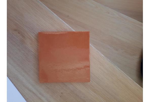 Restant nieuwe tegels voor keuken en badkamer  - 20210607_132208