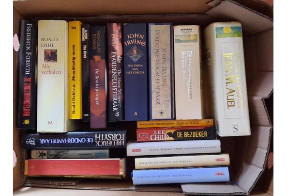 Romans en literatuur - boeken2
