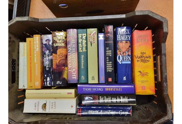 Romans en literatuur - boeken3
