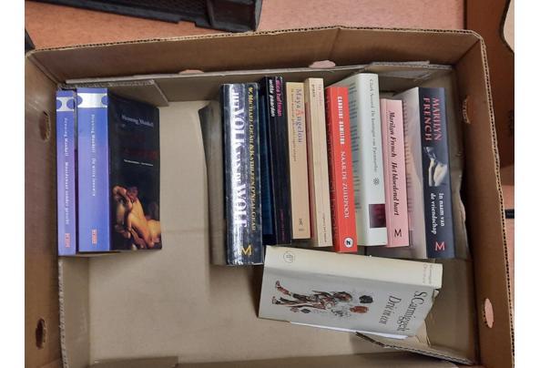 Romans en literatuur - boeken4