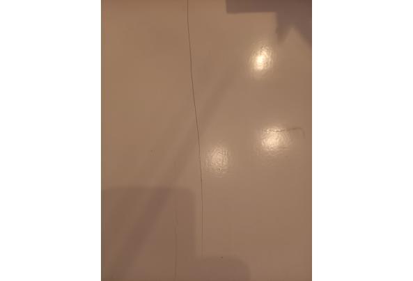 Witte tafel 140 bij 140 cm  - 20210117_091343