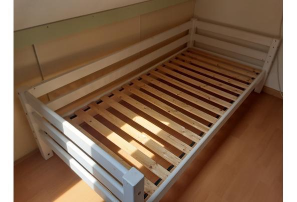 1-persoons (kinder) bed, wit hout, met of zonder matras - image-04-07-2021_14-42-07-53