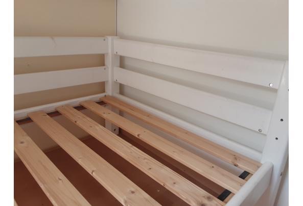 1-persoons (kinder) bed, wit hout, met of zonder matras - image-04-07-2021_14-42-50-07