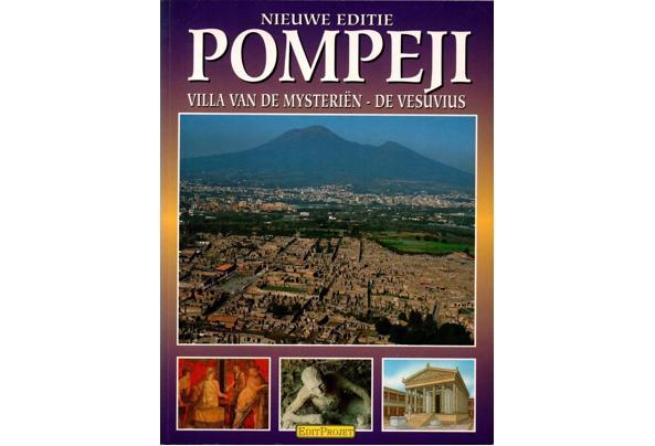 fotoboeken van beroemde plaatsen  - pompeji