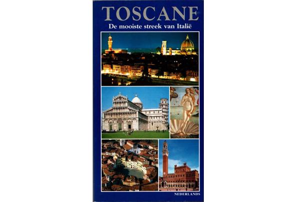 fotoboeken van beroemde plaatsen  - toscane