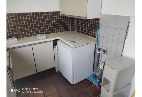 Keuken af te halen met gasfornuis en koelkast - IMG-20210419-WA0025