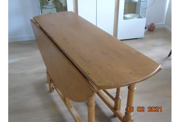 klaptafel grenen - DSC01922