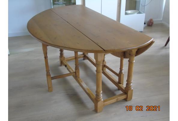 klaptafel grenen - DSC01923
