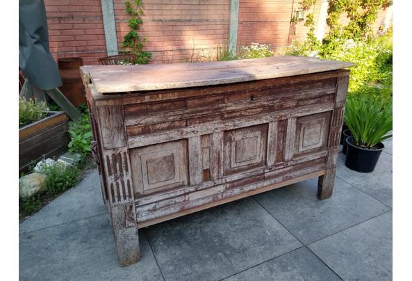 Zware oude houten kist - IMG_20210616_075743943_HDR