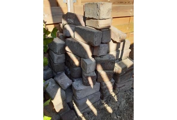 Stoeptegels van 30×30 en bakstenen - 20210228_142130