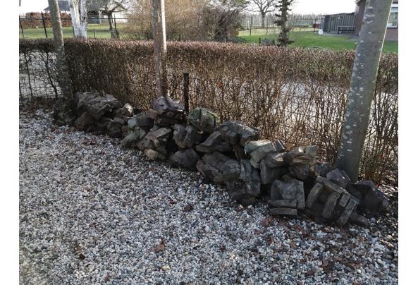 Decoratie stenen (misbaksels) - Misbaksels
