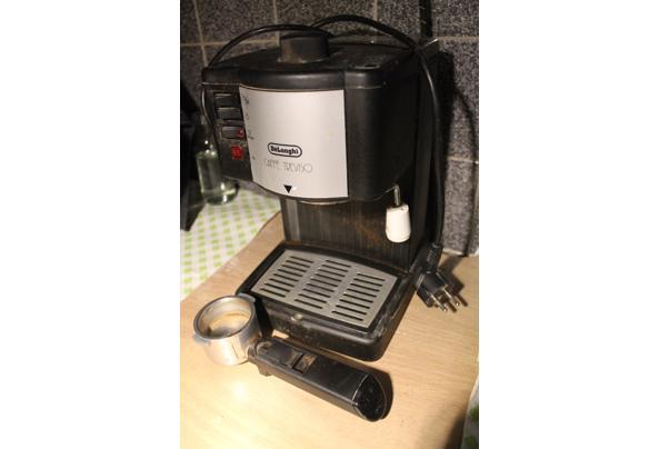 DeLonghi espressomachine - DELONGHI-ESPRESSO.JPG