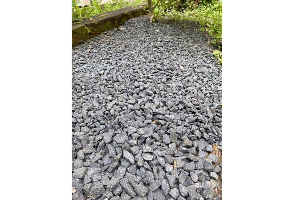 Basalt split grind 8-16mm | Gratis af te halen A'dam - IMG-20210603-WA0009