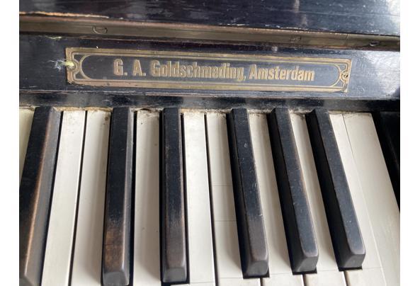 Piano moet gereviseerd of gestemd - 8600BA98-DB0E-4D29-8631-99662F7D091D