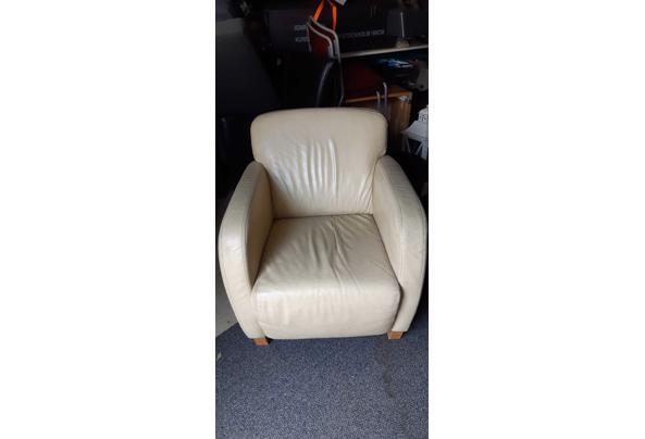 Leren fauteuil - IMG-20210816-WA0004