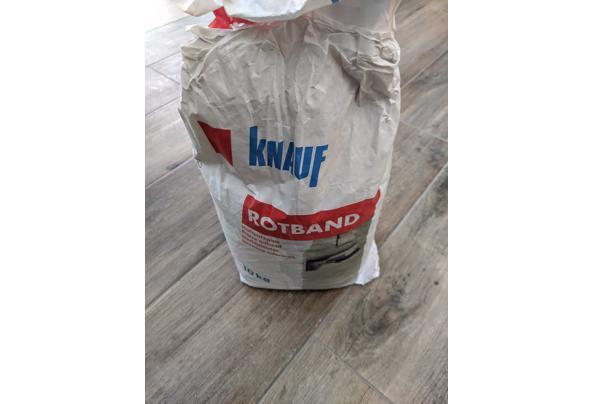 Knauf rotband 5+kg open zak - MVIMG_20210715_201015