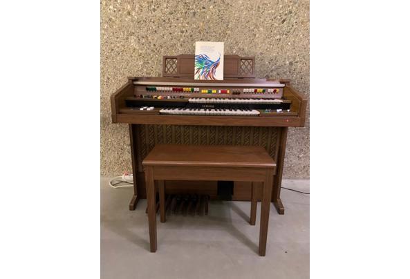 Yamaha electronisch orgel - 0CC6E7DD-310A-42BB-94EB-8CD9B571905B